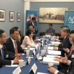 日米韓議員会談