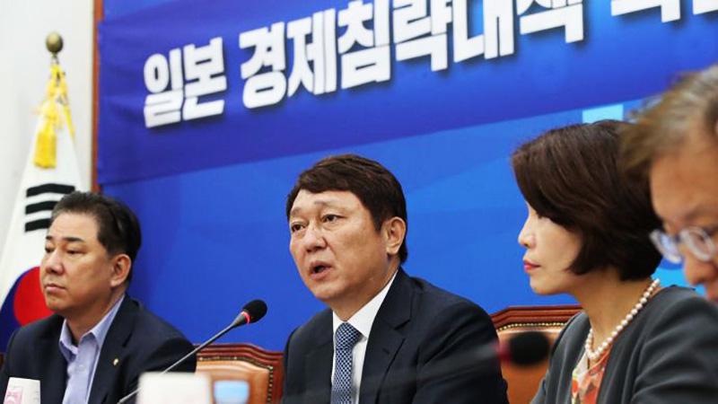 日本経済侵略対策特別委員長