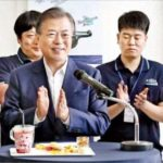 韓国ムン大統領