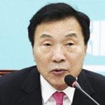 韓国野党代表