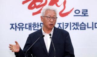 リュ・ソクチュン教授