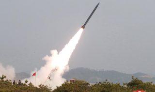 北朝鮮が飛翔体