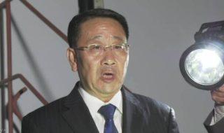 北朝鮮キム首席代表