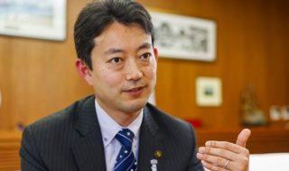 千葉市長 熊谷俊人