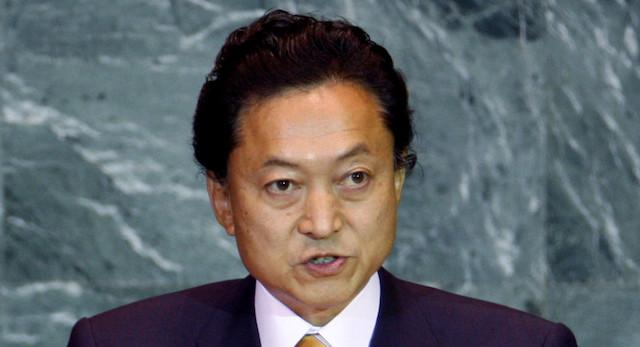鳩山元総理