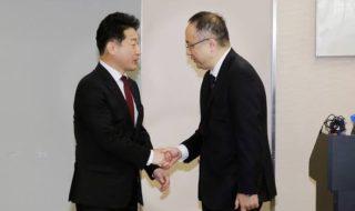 韓日局長級対話
