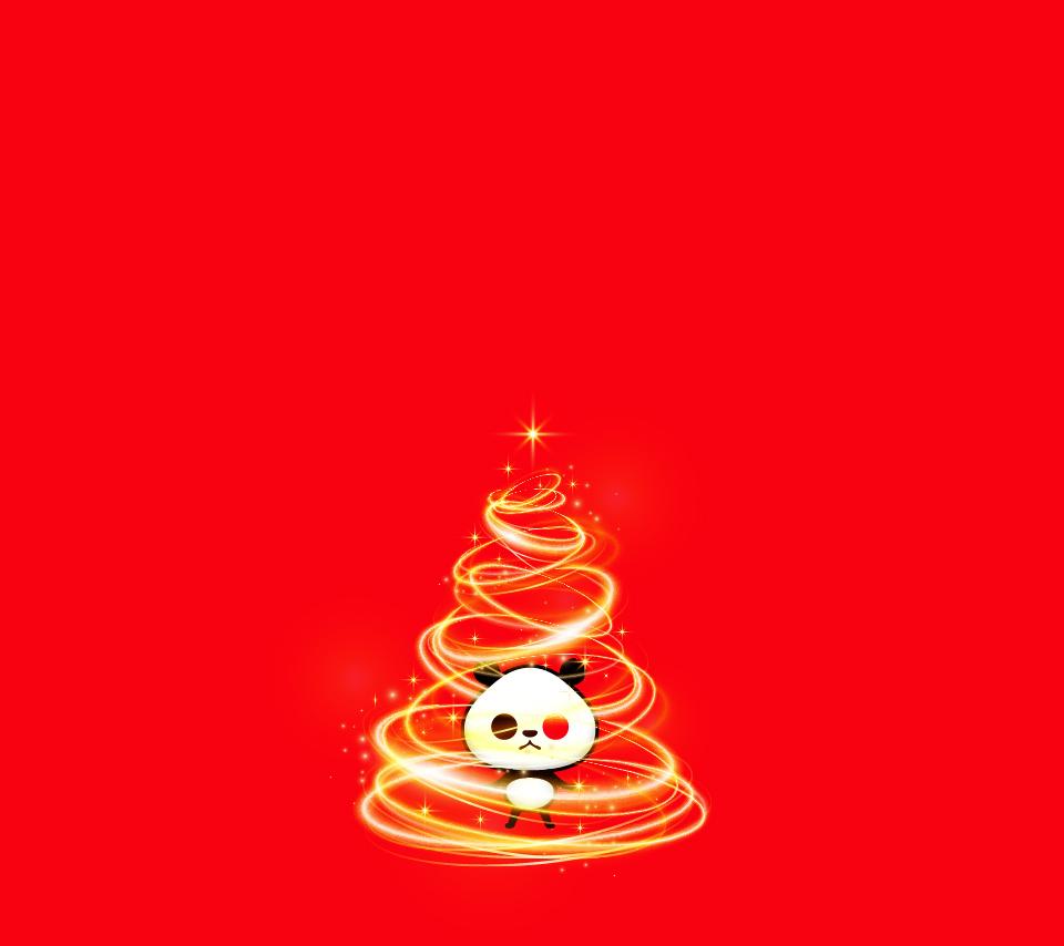 クリスマススマホ壁紙