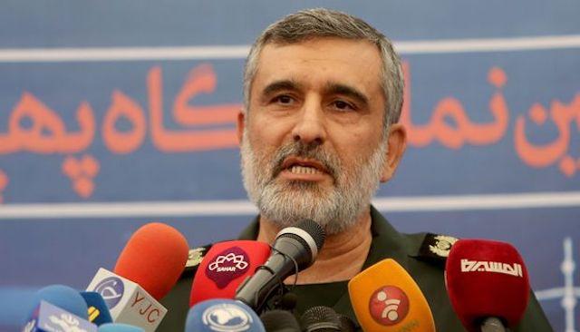 イラン司令官