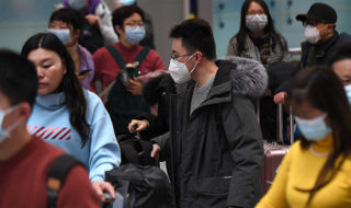 新型肺炎患者