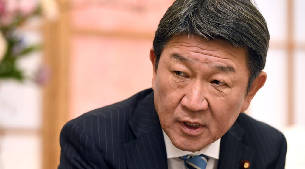 茂木外務大臣