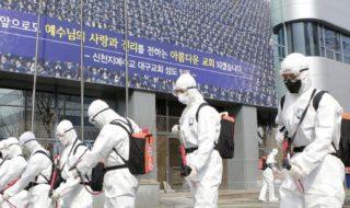 韓国全土への渡航自粛