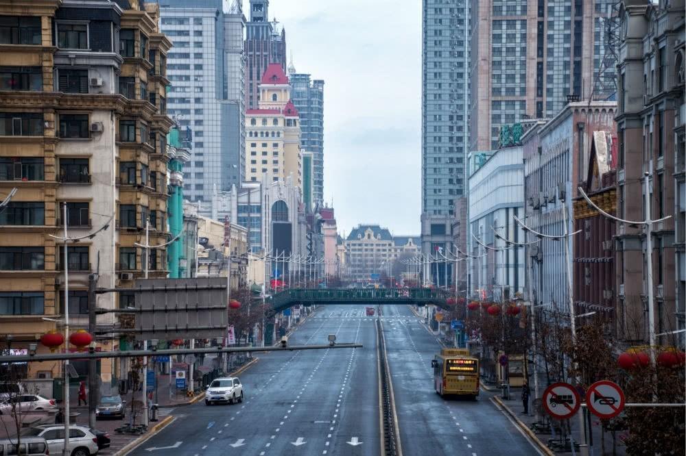 中国ハルビン市