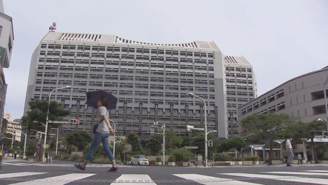 沖縄の感染経路