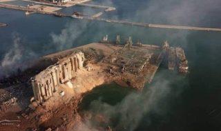 レバノン爆発