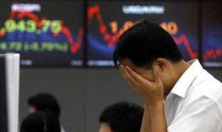 韓国経済崩壊