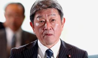 自民党 茂木外務大臣