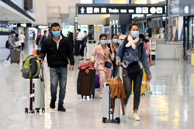 中国含めビジネス目的の入国