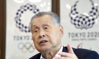 東京五輪で森喜朗会長