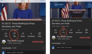 YouTubeの情報操作