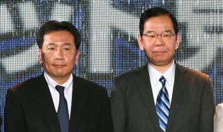 枝野代表を総理大臣にする