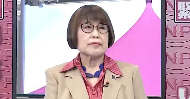 田嶋陽子氏