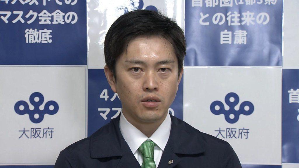 大阪吉村知事