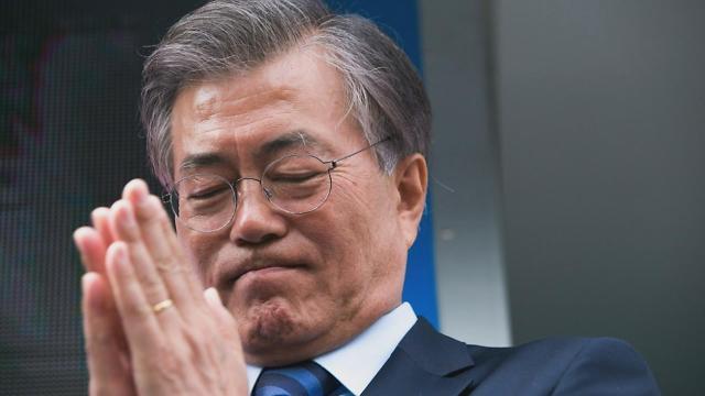 韓国 文在寅大統領