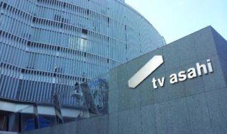 テレビ朝日スタッフ