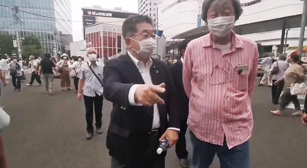 日本共産党 田中とも子