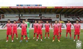 東京五輪サッカー韓国代表