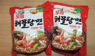 「辛ラーメン」で知られる韓国即席ラーメン業界最大手の「農心」から発売されている「